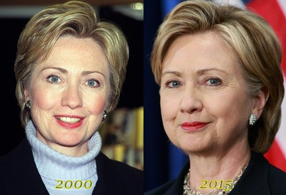 Hillary-Clinton-Plastic-Surgery-Before-After-Photos