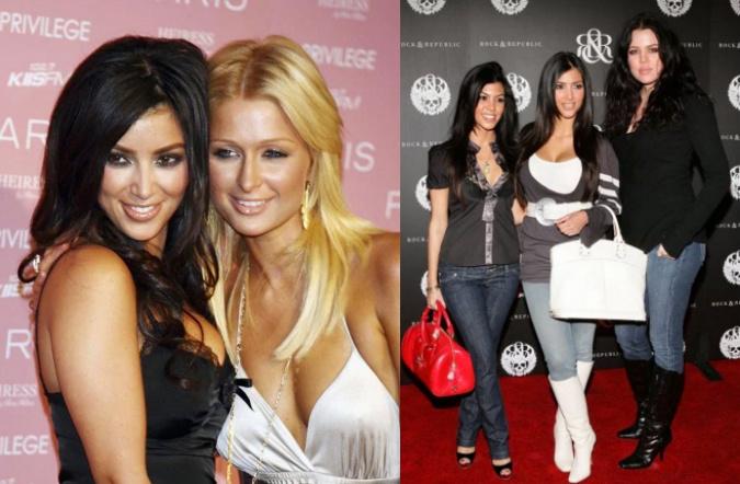 Kim Kardashian in 2006