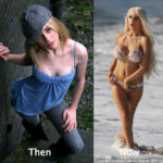Courtney Stodden Plastic Surgery Before and After Photos