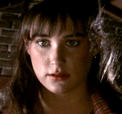 Demi Moore nose was flatter before