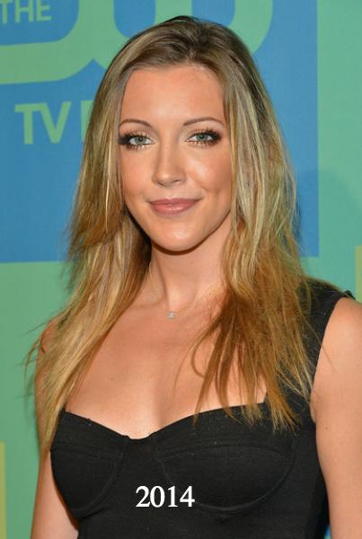 Katie Cassidy plastic surgery 2014