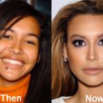 Naya Rivera Plastic Surgery Before and After Photos