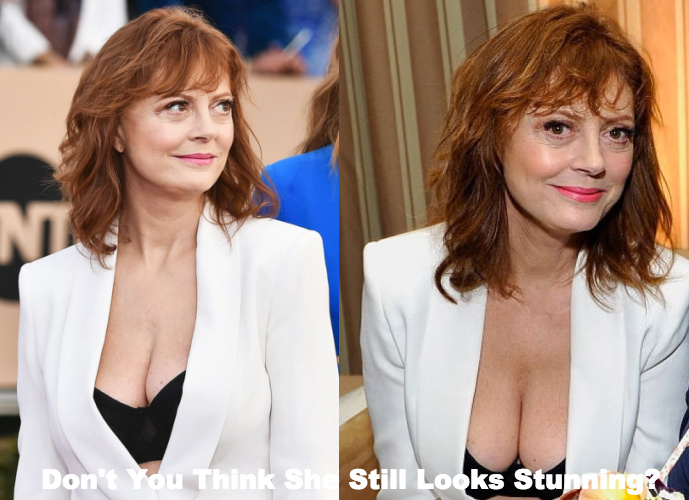 Susan Sarandon photos today
