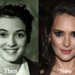Winona Ryder Plastic Surgery Before and After Photos