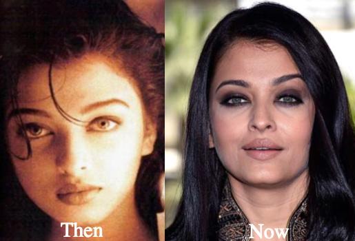Are bollywood actress aishwarya rai boobs