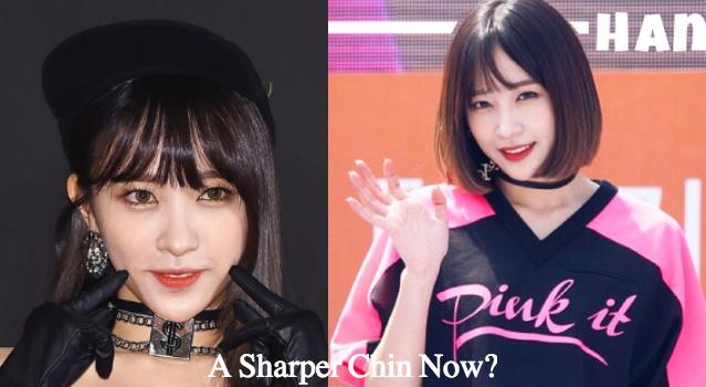 Hani sharper chin