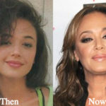 Leah Remini Plastic Surgery Before and After Photos