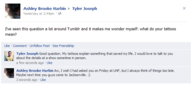 Tyler Joseph Tattoos What Do They Mean Latest Plastic Surgery