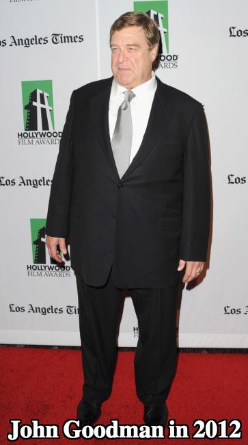 John Goodman 2012