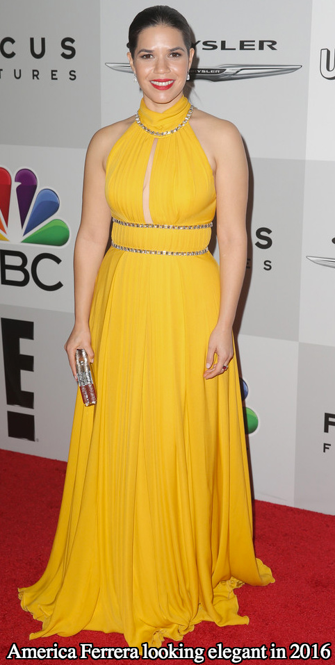 America Ferrera Weight Loss Transformation Before and After