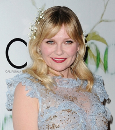 Kirsten Dunst Teeth More Eye Catching That Her Boobs Latest